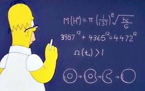 Genius of the Day: Homer Simpson Predicted Higgs Boson Before Scientists