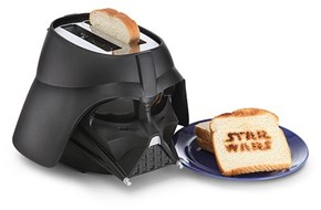 The Dark Side Has Cookies and Toast!