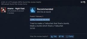 This is Probably the Best Review for Besiege Ever