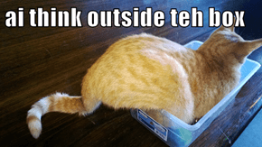 ai think outside teh box