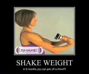 Shake the Hell Out of It