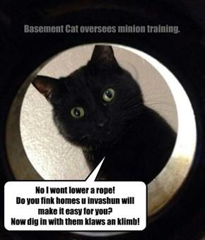 Minion training.  Doin it srysly.