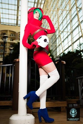 Today in Things You Didn't Know You Wanted: Sexy Shy Guy Cosplay