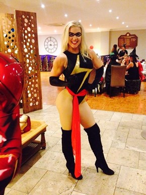 A Marvelous Ms Marvel