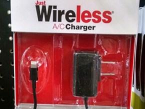 """""""Wireless""""?"""