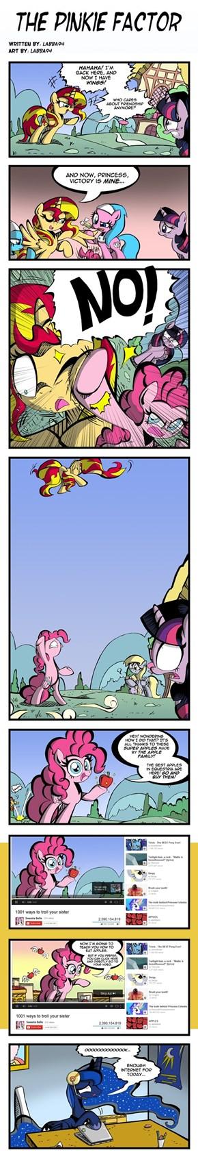 Pinkie Factor