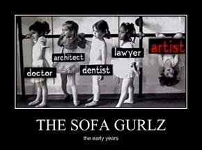 THE SOFA GURLZ