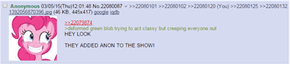 >Meanwhile at /mlp/