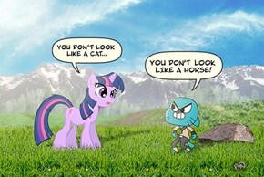 Twilight vs Gumball
