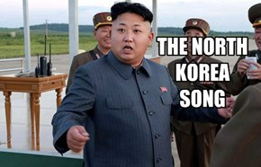 THE NORTH KOREA SONG