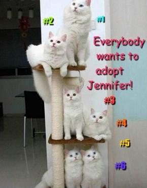 Enough Jennifers to go around
