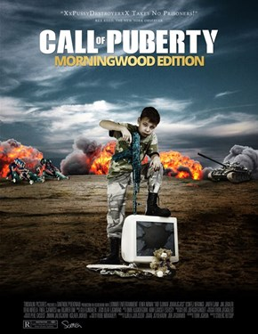 A More Accurate Call of Duty Poster
