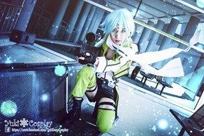 Sinon From Sword Art Online II