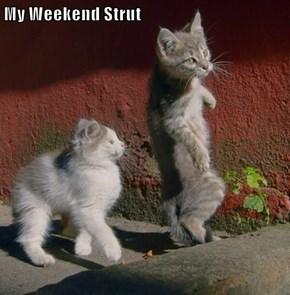 My Weekend Strut
