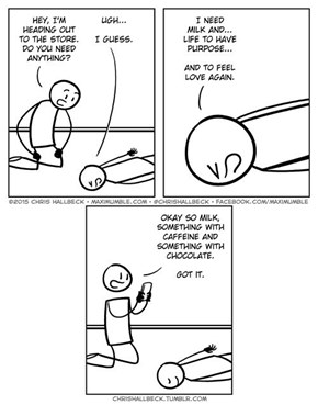 The Smile in The Last Panel Nails It