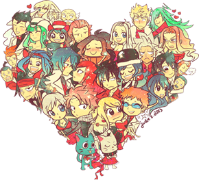 Fairy Tail Love