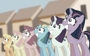 Equalized Mane 6