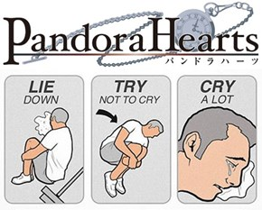 Pandora Hearts Came to an Amazing (and Feels-y) End