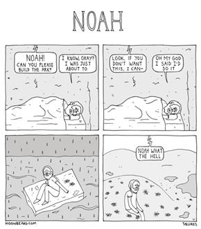 What If Noah Was a Millennial?