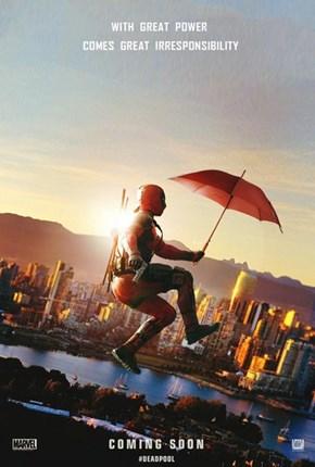 Ryan Reynolds' Approved Deadpool Fan Poster