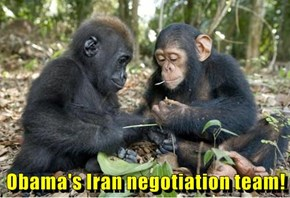 Obama's Iran negotiation team!