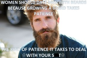 Men With Beards Are the Best