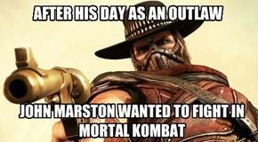 Red Dead Kombat