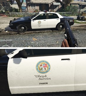 As Always, GTA V Nails It