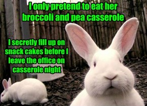 Bunneh confessions #4