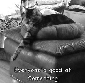 Everyone's good at Something