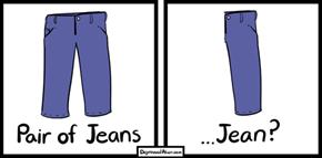Jean Splicing