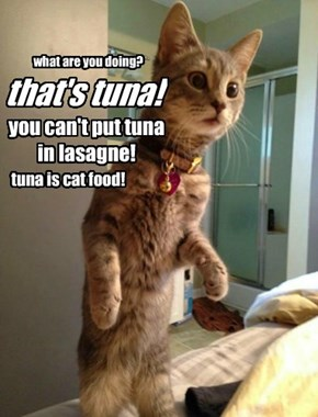 that's tuna!