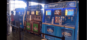 Self-Serve Beer Robots Soon to Be at Chicago's United Center