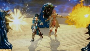 Sweet Screens From the New Star Ocean