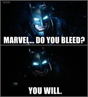 I Don't Think Batman Watched The Same Trailer I Did