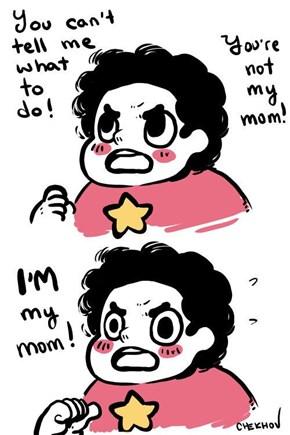 Not My Mom!