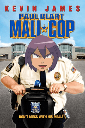 Don't Mess With His Mall!