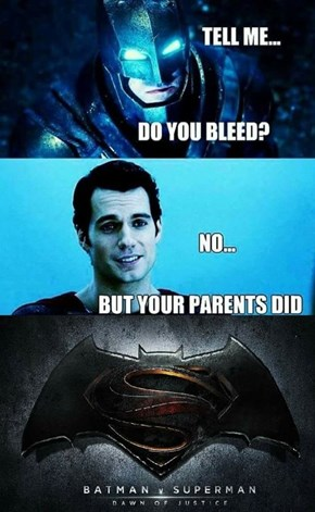 Better Call Alfred, He'll Take Care of That Burn