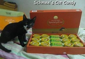 Schmee's Cat Candy