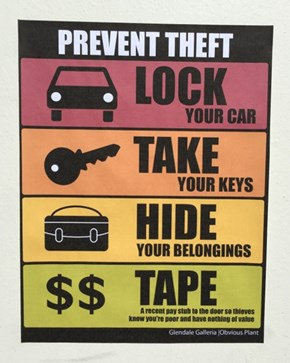 How to Really Make Sure No One Will Steal Your Car