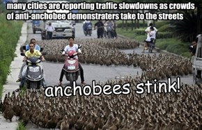 anti-anchobee movement is sweeping the nation