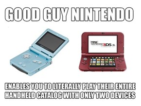 Good Guy Nintendo