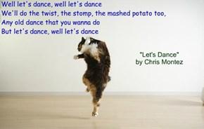"""""""Let's Dance"""" by Chris Montez"""