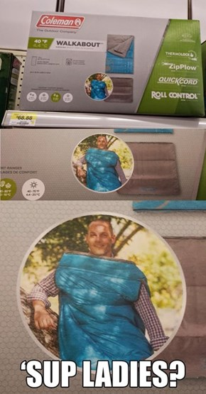 You'll Make 'em Pitch a Tent With This Camping Gear
