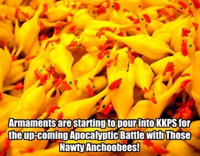 The Klown Army Will Be Well Supplied!