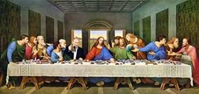 Putin last supper
