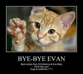 BYE-BYE EVAN