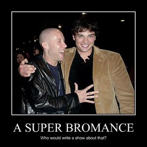 A SUPER BROMANCE
