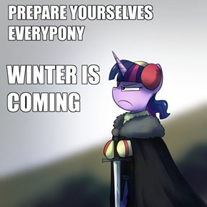 Prepare Yourselves