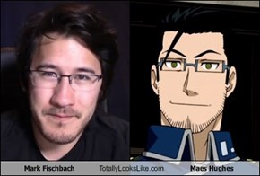 Mark Fischbach Totally Looks Like Maes Hughes